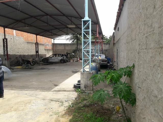 Galpão escriturado na avenida de Tubarão - Foto 4