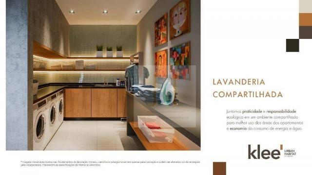 Apartamento com 3 dormitórios à venda, 73 m² - Mossunguê - Curitiba/PR - Foto 8