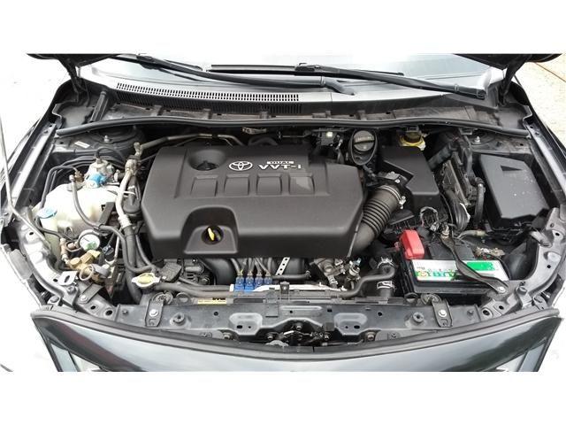 Toyota Corolla 1.8 gli 16v flex 4p automático - Foto 14