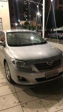 Corolla 09/10 XEI com GNV + parcelas - Foto 2