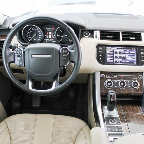 RANGE ROVER SPORT 2013/2014 3.0 SE 4X4 V6 24V BITURBO DIESEL 4P AUTOMÁTICO - Foto 5