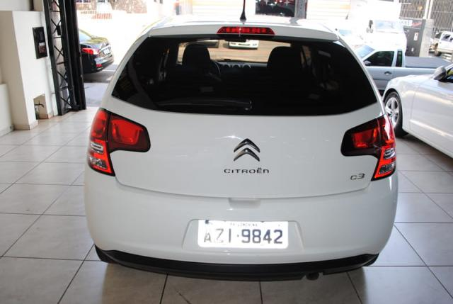 CITROEN C3 ATTRACTION 1.5 8V 2015 - Foto 5