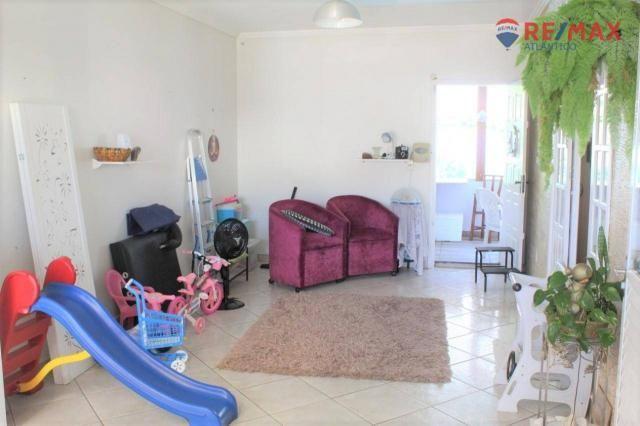 Casa com piscina e 2 dormitórios à venda centro - navegantes/sc - Foto 7