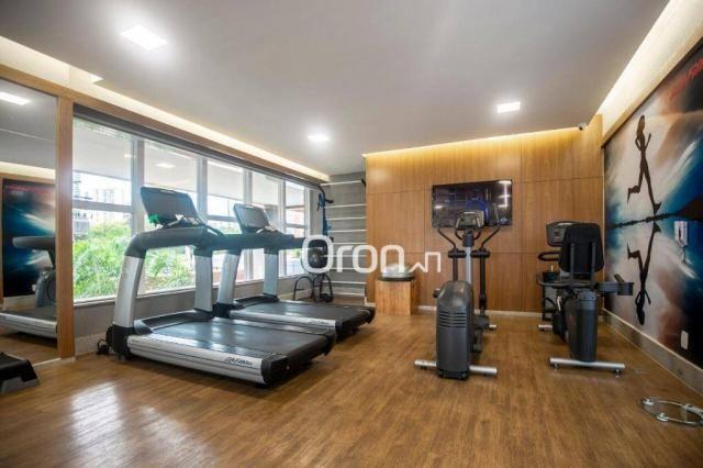 Apartamento com 4 dormitórios à venda, 271 m² por r$ 2.213.000,00 - jardim goiás - goiânia - Foto 18