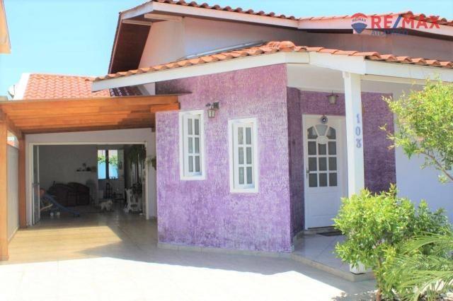 Casa com piscina e 2 dormitórios à venda centro - navegantes/sc - Foto 2