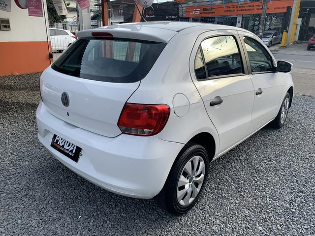 Vw Gol City 1.0 Flex Manual 2015 - Foto 8