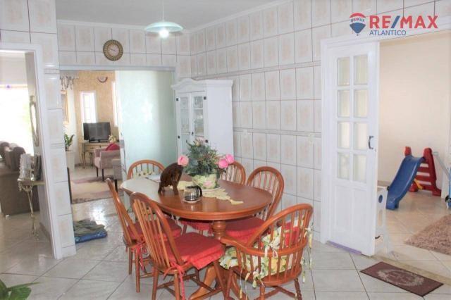 Casa com piscina e 2 dormitórios à venda centro - navegantes/sc - Foto 4