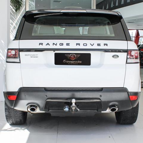 RANGE ROVER SPORT 2013/2014 3.0 SE 4X4 V6 24V BITURBO DIESEL 4P AUTOMÁTICO - Foto 4