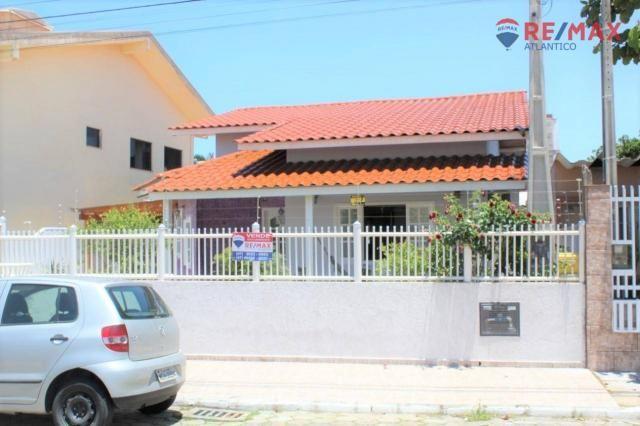 Casa com piscina e 2 dormitórios à venda centro - navegantes/sc