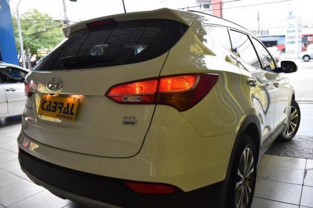 Hyundai santa fÉ 2015 3.3 mpfi 4x4 v6 270cv gasolina 4p automÁtico - Foto 2