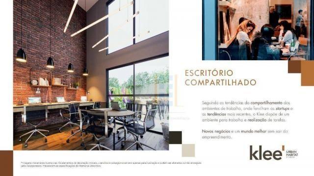 Apartamento com 3 dormitórios à venda, 73 m² - Mossunguê - Curitiba/PR - Foto 4