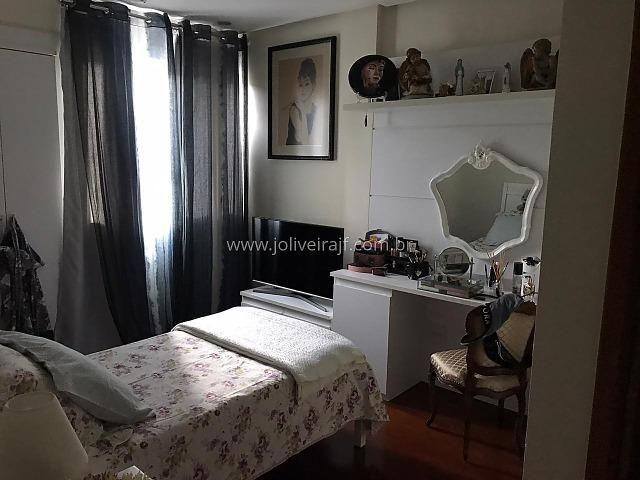 J2 - Excelente apartamento de 4 quartos, Elevador, slão de festas - Cascatinha - Foto 7