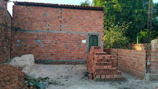 15.000 vendo casa no Jardim tropical 2, próximo á creche em São José de Ribamar