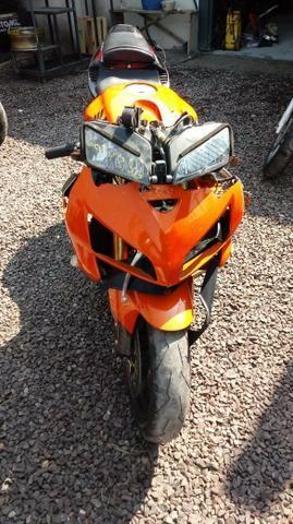 Moto Para Retirada De Peças / Sucata Honda Cbr 600 Ano 2006 - Foto 3