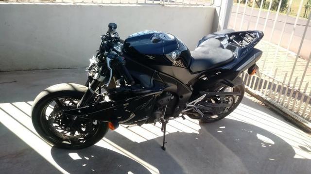 Moto Para Retirada De Peças / Sucata Yamaha Yzf R1 Ano 2012