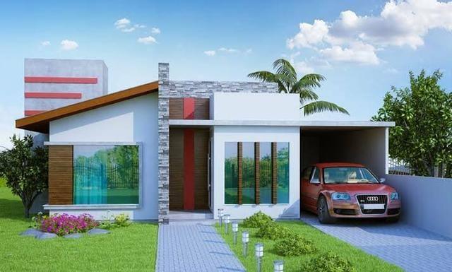 Casa ou Apartamento 1 e 2 Quartos // Sem Juros