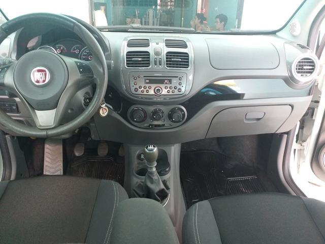 Fiat grand siena essence 1.6 completo 2013 - Foto 3