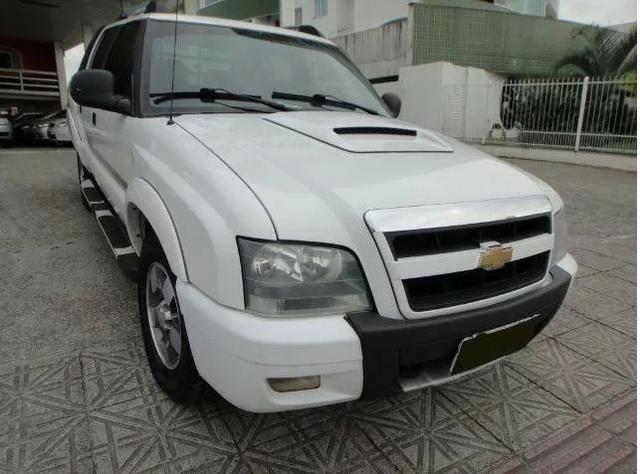 Chevrolet S10 2.8 Executive Cab. Dupla 4x4 2010
