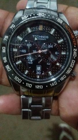 90219a0bf4e Relógio Technos Sport masculino - Bijouterias