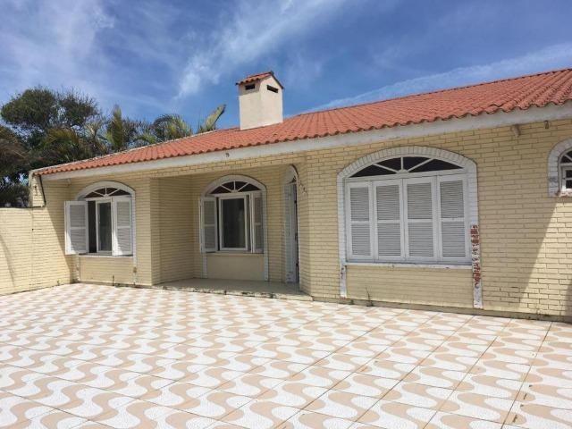 P (218) Residência em Tramandaí, 3 Terrenos, 5 suítes.