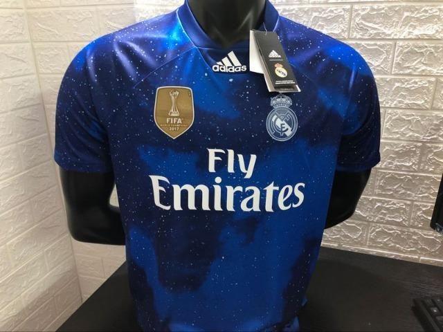 ce47a81634119 Camisa do Real Madrid - Roupas e calçados - Centro