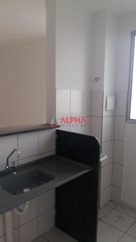 Apartamento à venda com 2 dormitórios em Nova baden, Betim cod:6989 - Foto 6