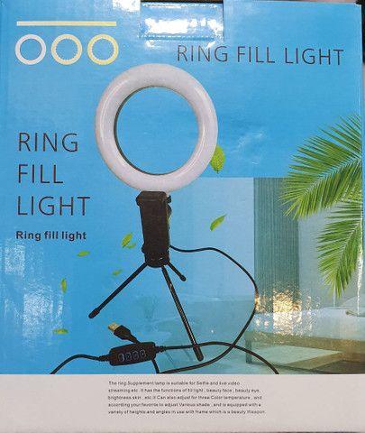 Ring Light de mesa