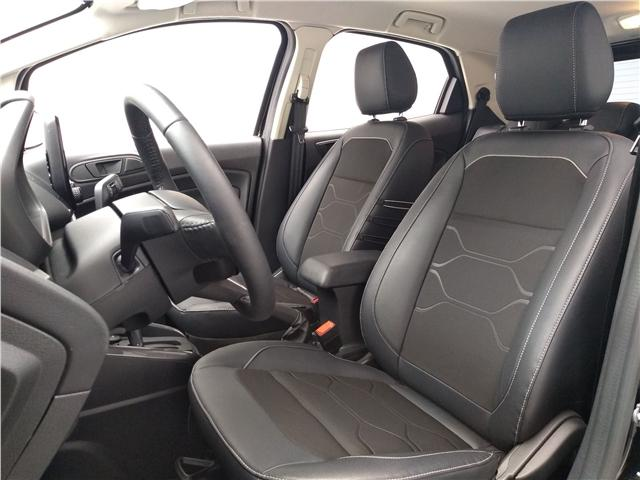 Ford Ecosport 1.5 ti-vct flex freestyle automático - Foto 9