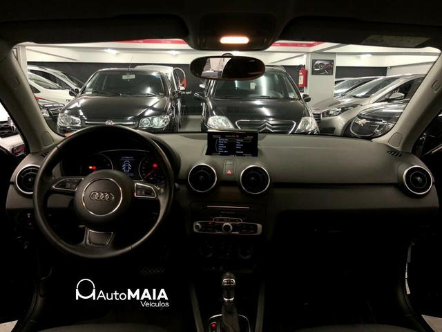 Audi A1 Sportback Attraction 1.4 TFSi com Bancos de Couro Top!!! - Foto 8