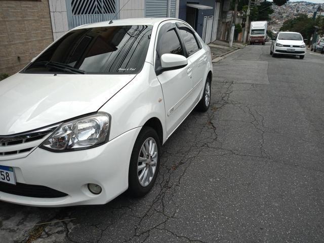 Etios sedan 1.5 xls 2014