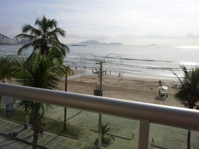 Apartamento à venda com 3 dormitórios em Vila luis antonio, Guaruja cod:V1388