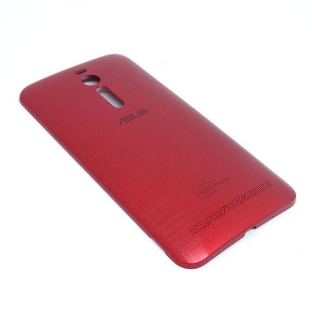 Capa Traseira Zenfone 2 Zen Case Vermelho