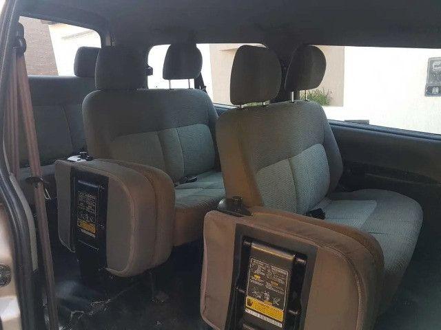 Hyundai H1 Hyundai H1 Starex 2.6 Svx 8v 85 Cv Diesel 12P Manual Van Completa - Foto 8
