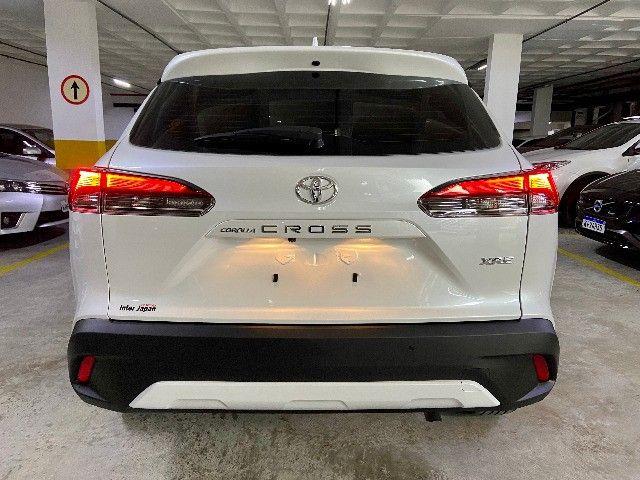 Toyota Corolla Cross Xre 2022 Okm Pronta Entrega - Foto 5