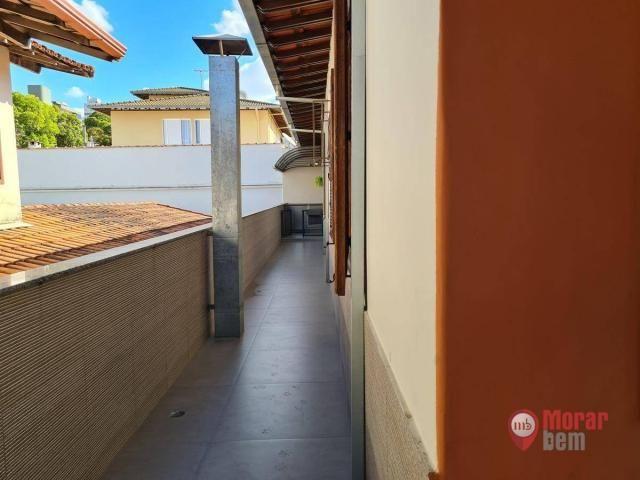 Casa com 3 dormitórios à venda, 366 m² por R$ 1.490.000,00 - Sao Jose - Belo Horizonte/MG - Foto 18