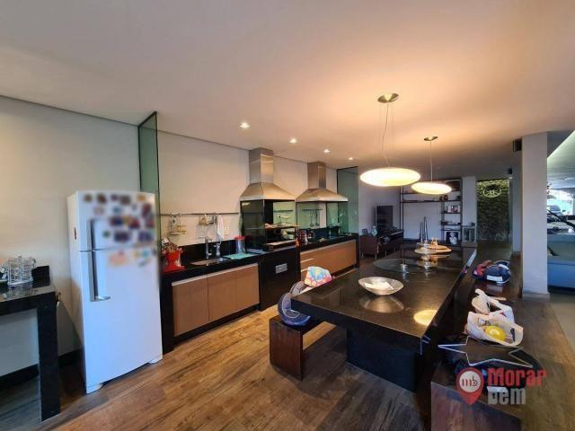 Casa com 3 dormitórios à venda, 366 m² por R$ 1.490.000,00 - Sao Jose - Belo Horizonte/MG - Foto 17