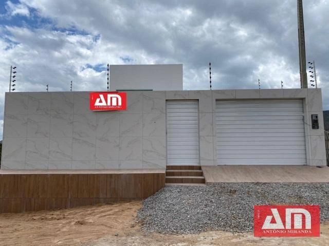 Casa com 3 dormitórios à venda, 145 m² por R$ 350.000 - Gravatá/PE - Foto 2