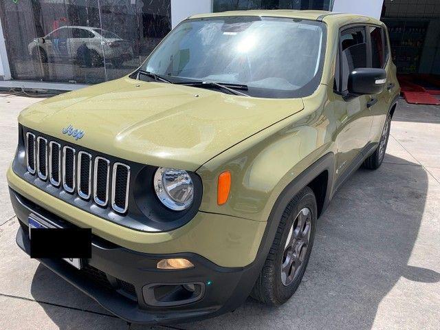 Jeep Renegade Sport 2016 R$70.990.