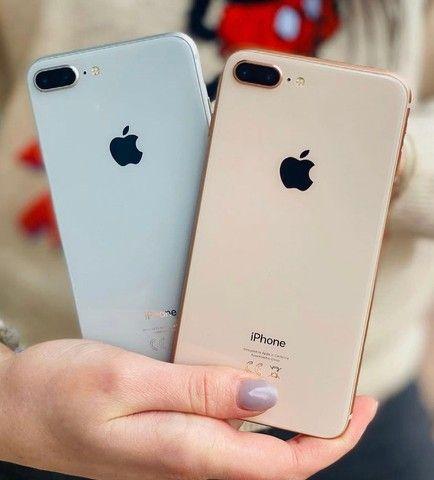 iPhone 8plus 64gb NUNCA USADO + garantia e cabo  - Foto 2