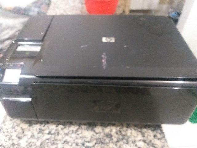 Impressora HP C4480 - Foto 2