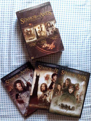 Box O Senhor dos Anéis em DVD