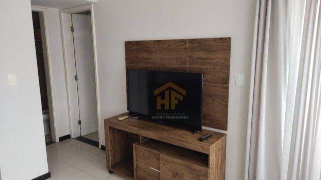 Apartamento com 01 Quarto Mobiliado com Vista pro Mar em Boa Viagem, Recife - Foto 18