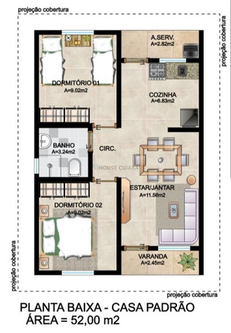 Casa no bairro Altos da Gloria - Foto 7