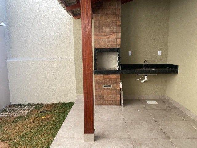 Linda Casa 3\4 com churrasqueira no Setor Parque das Flores - Foto 10