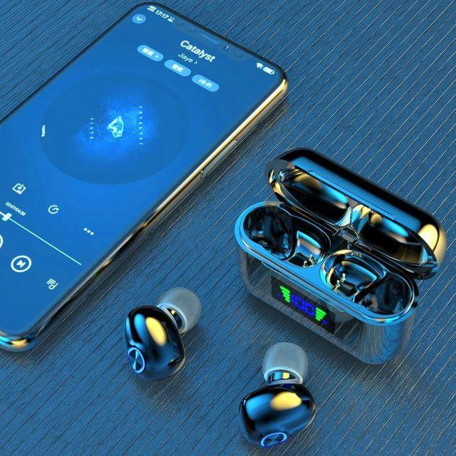 Fone De Ouvido Sem Fio Bluetooth tws f9 - Foto 5