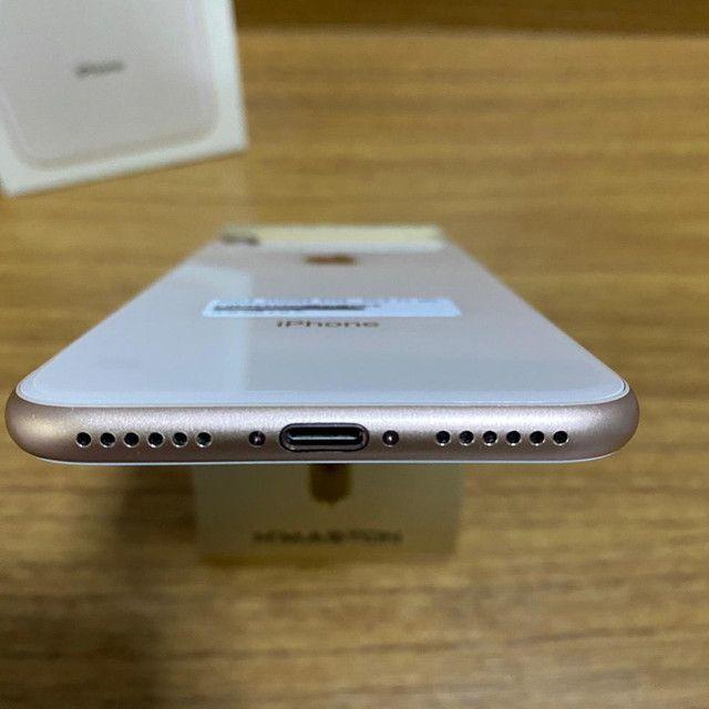iPhone 8 Dourado 64gb - De vitrine estado de zero! - Foto 5
