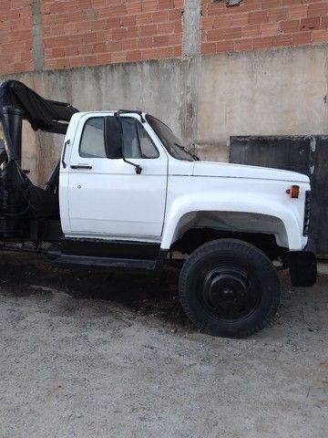 Caminhão D 12000 C/ Munck 3,5 Ton. . - Foto 6