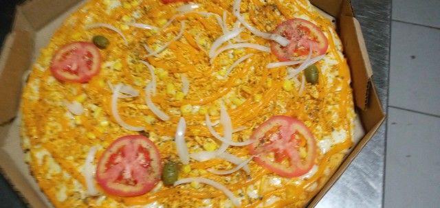 massa de pizza  - Foto 5