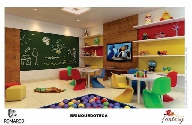 JS- Em construção! Apartamento 2 quartos (Suíte) em Casa amarela 50m² - Fantasy - Foto 11
