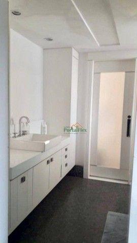 Apartamento com 4 dormitórios à venda, 180 m² por R$ 2.000.000 - Barro Vermelho - Vitória/ - Foto 16